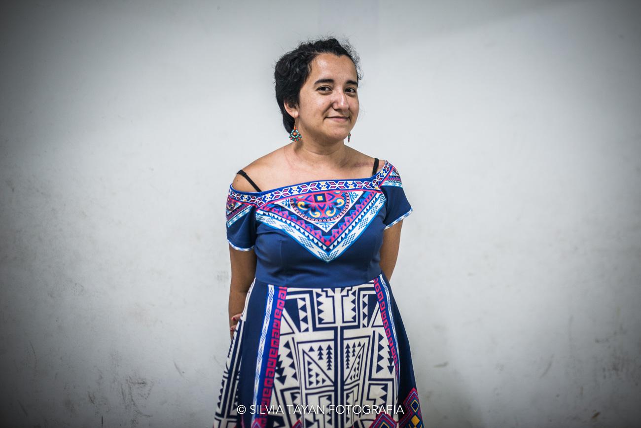 Mapapo, María Paz Castillo