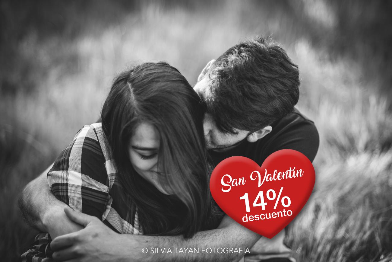 Oferta por San Valentín